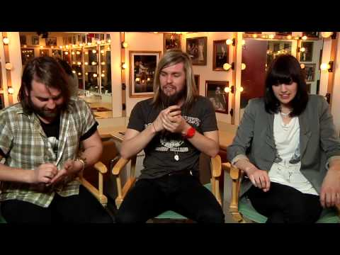 SXSW 2010 Interviews | Band of Skulls | PBS