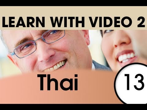 Learn Thai with Video - Learning Through Opposites 3