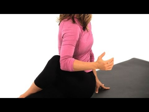 Yoga Seated Twist for Energy | How to Do Yoga