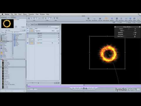 lynda.com: Final Cut Studio Overview