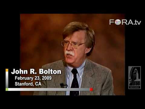 John Bolton: Obama Should Declare Victory In Iraq
