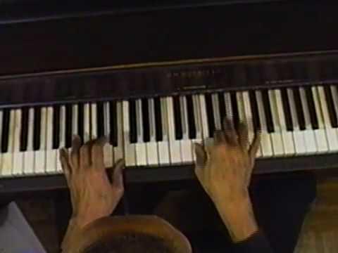 Solo Piano:  Walter Bishop, Jr.
