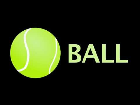 Learn English Words: Ball