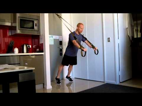 TRX® Door Anchor Total Body Sequence