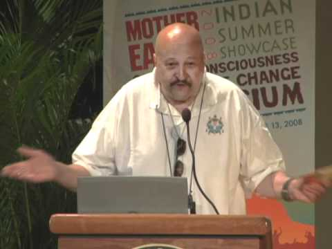 2008 Mother Earth Call To Consciousness On Climate Change 02 - Prayer, Rico Newman