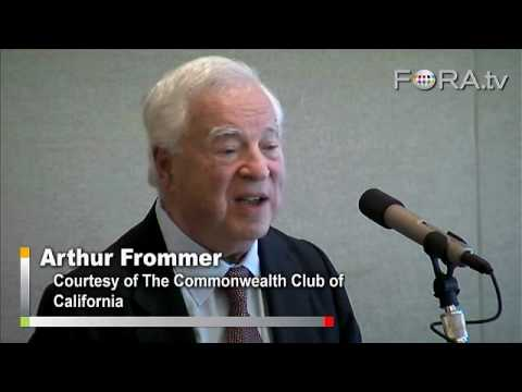 Recession Travel Tips from Arthur Frommer