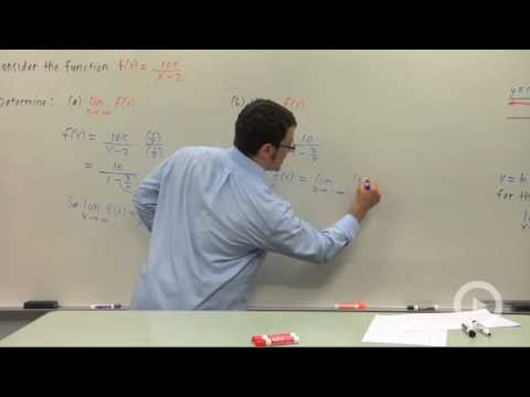 Calculus - Limits and End Behavior