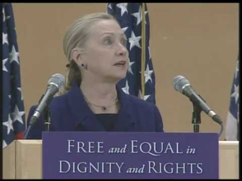 Free & Equal in Dignity and Rights