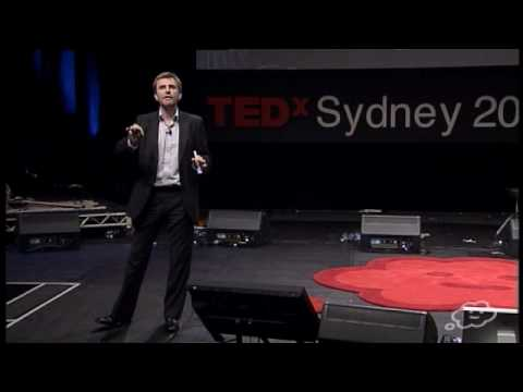 TEDxSydney - Nigel Marsh - Work Life Balance is an Ongoing Battle