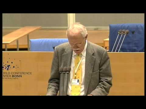 3 of 14 Opening Ceremony - Social Dimensions of Global Change - IHDP Open Meeting 2009