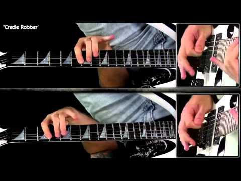 Revocation Guitar Lessons | Cradle Robber Performance
