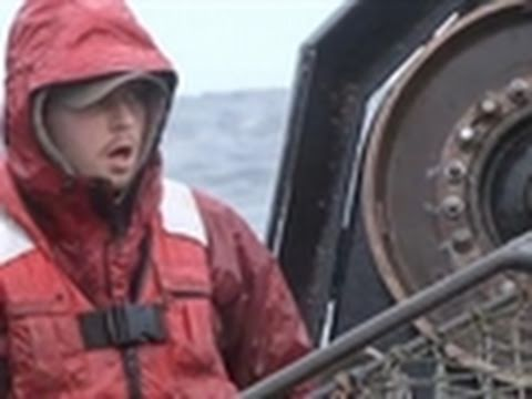 Deadliest Catch - Burning the Bait Boy