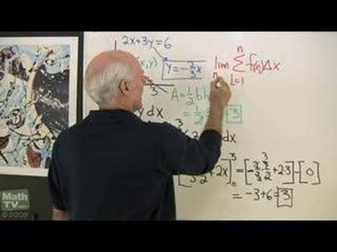 Calculus: Integrals 8