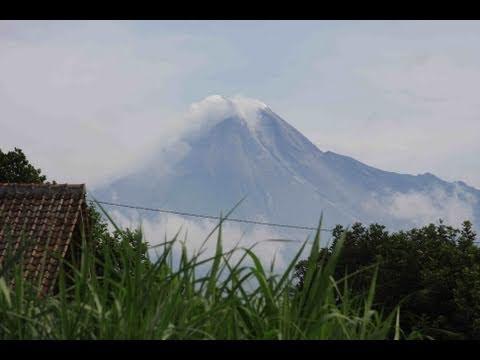 Mount Merapi Explosions Intensify