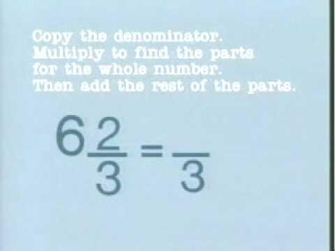 Fraction Basics Part 3