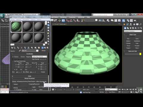 3DS Max 2013 Tutorial | Working with Opacity Maps | InfiniteSkills