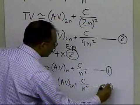 Richardsons Extrapolation of Trapezoidal Rule: Theory