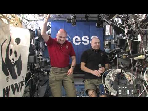 Station Crew Member Discusses View Of Earth From Space
