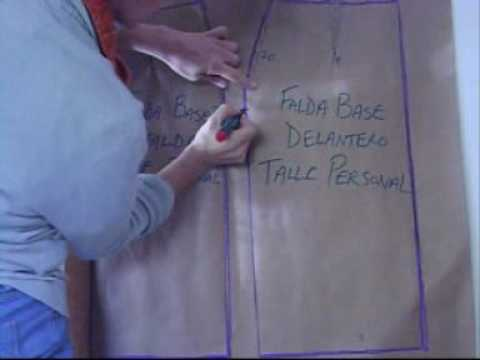 Lesson 13 - How to Make a Basic Skirt and a Pencil Skirt