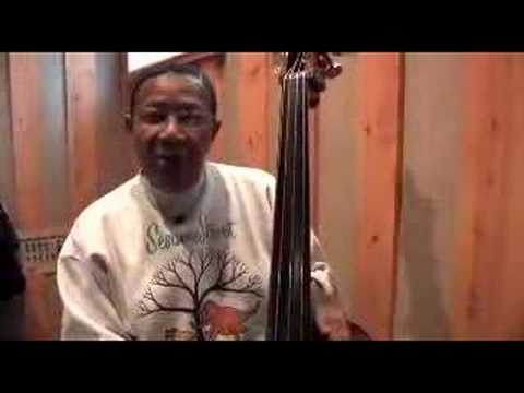 Bob Cranshaw's Upright Bass