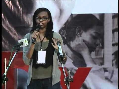 TEDxYouth@Khartoum, Halla M. Yagoub: Fear & Courage , Nov.26.11