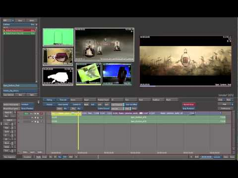 Full Timeline Creative Workflow