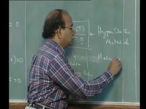 Lecture - 24 Advanced Finite Elements Analysis