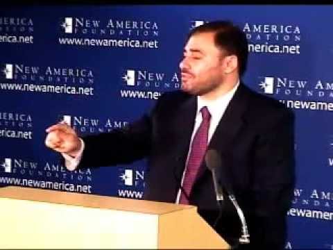 Wadah Khanfar Speaks At The New America Foundation
