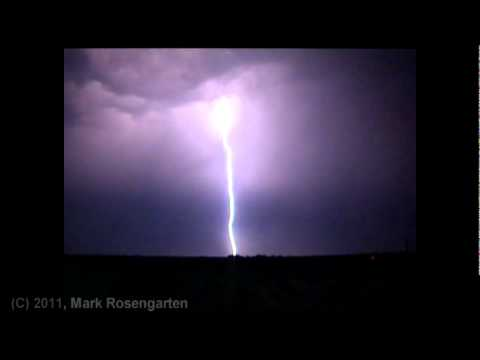 Severe Storms DVD Promo - LIGHTNING!!!!