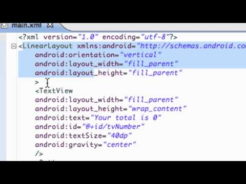 Android Application Development Tutorial - 196 - Adding Admob Ad via XML