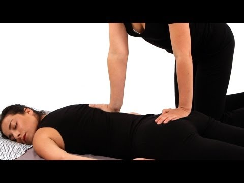 How to Give a Shiatsu Back Massage | Shiatsu Massage Techniques