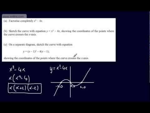(Q7) Core 1 Mock Paper Edexcel