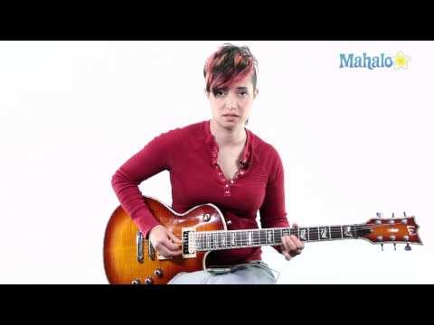 Mahalo Guitar Solo Course: Bending Practice