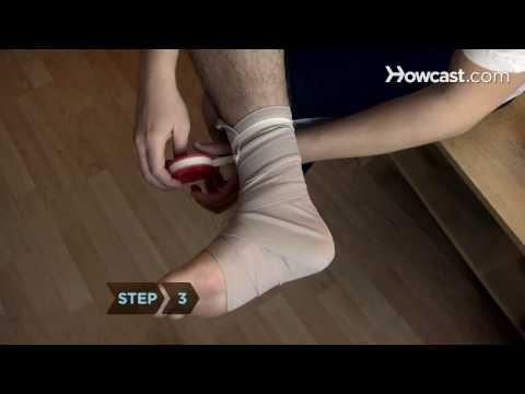 How To Tape an Ankle