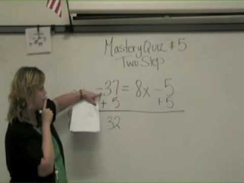 Mastery Quiz 5 Prob 3