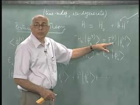 Lecture - 29 Quantum Physics