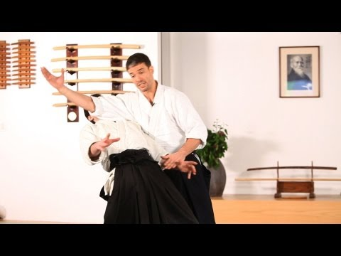 Role of Uke (Partner) in Aikido