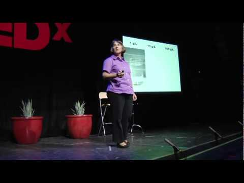 TEDxTucson - Kim Ogden-  Sustainable Algae-Based Biofuels