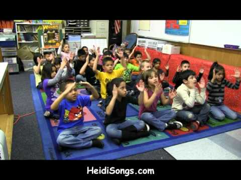 High Frequency Sight Words - House song