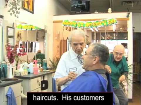 World's Oldest Barber Can Still Give 25 Haircuts a Day