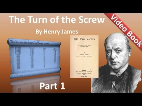 Part 1 - The Turn of the Screw Audiobook by Henry James (Chs 01-08)