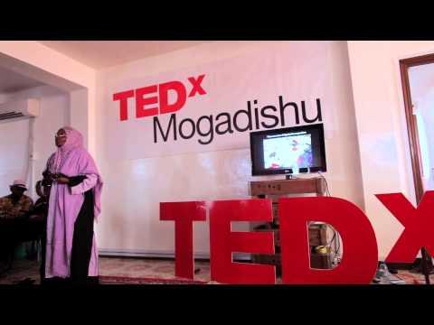 TEDxMogadishu - Amina Hagi Elmi - Why I Created a Dignity Kit