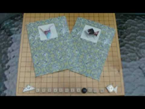 Origami Card - Holiday Christmas Birthday