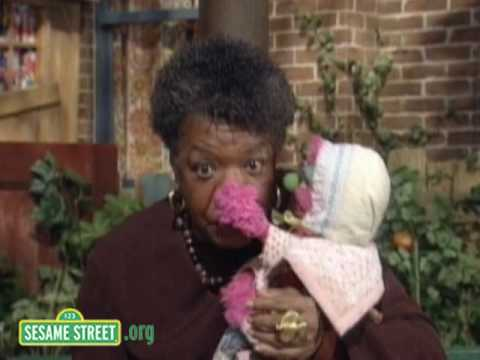 Sesame Street: Maya Angelou: N Your Name Is Natasha