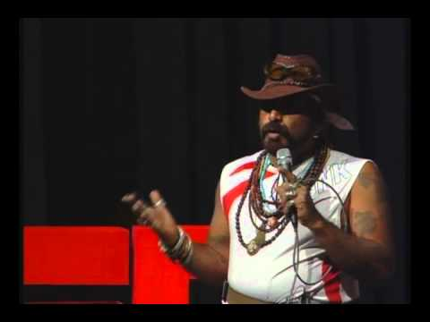 The Naturalist on Wheels - Challenging the Conventional: Snake Shyam as TEDxSIBMBangalore