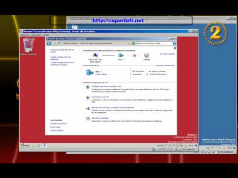 Windows Server 2008 - VPN y NAT
