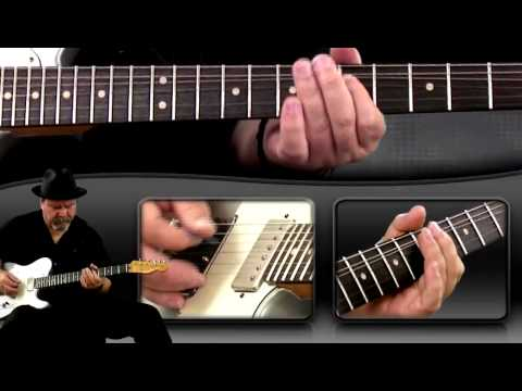 Tension Notes Guitar Lesson
