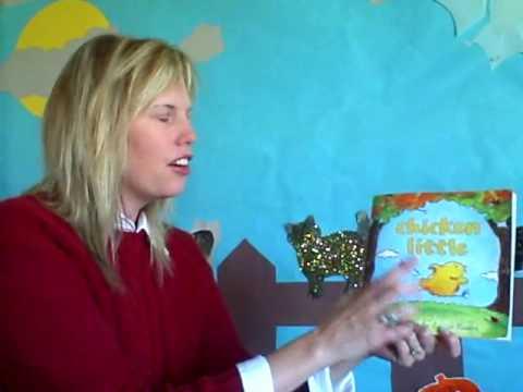 Review Chicken Little - Cullen's abc's