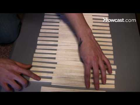 How To Make Placemats Out Of Unwanted Wooden Chopsticks