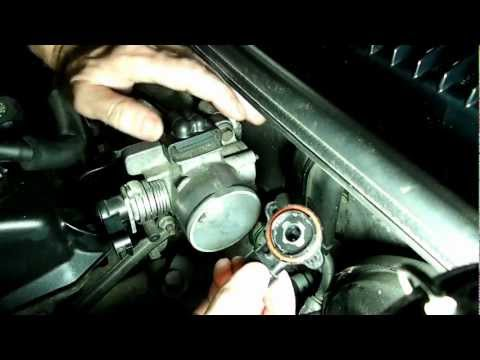 Throttle Position Sensor Replacement(REDO)